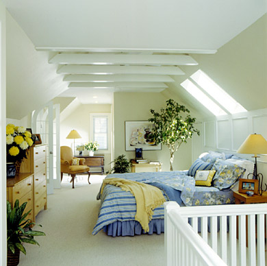 Is Your Attic Worth Remodeling? | Better Homes & Gardens