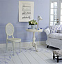 White and Violet Room