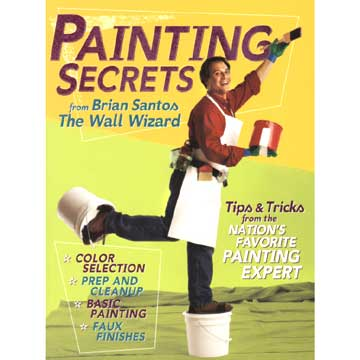 Painting Secrets Book Cover