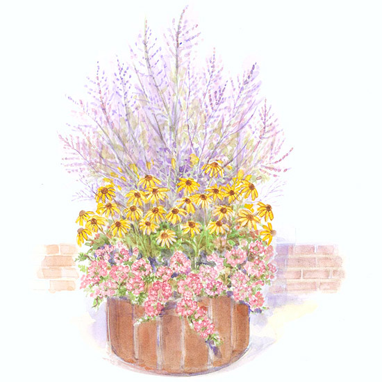 Perennial Container