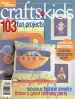 Crafts for Kids Cover