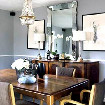 04HDT-Dining Room with Glam