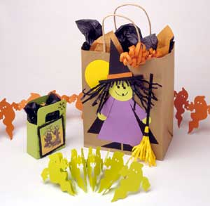 Wanda Witch Treat Bag