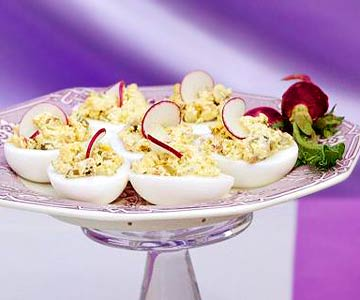 Backyard wedding reception menu better homes gardens - Better homes and gardens deviled eggs ...
