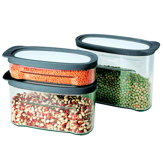 Kitchen Storage Rubbermaid Containers