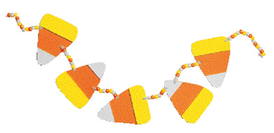 Decorative Candy Corn