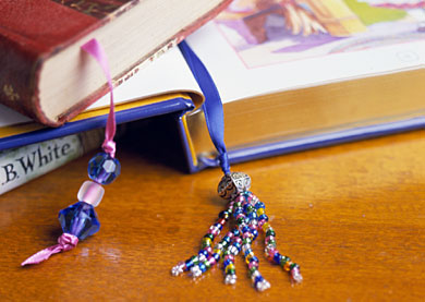 Beaded Bookmarker Gifts