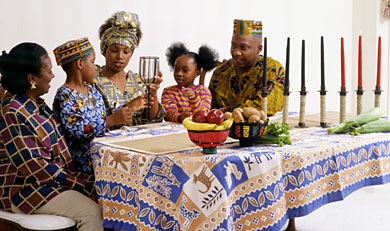 Family Kwanzaa Celebration