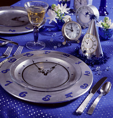 """Time to Eat"" Place Setting"