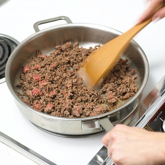 How to Brown Ground Beef
