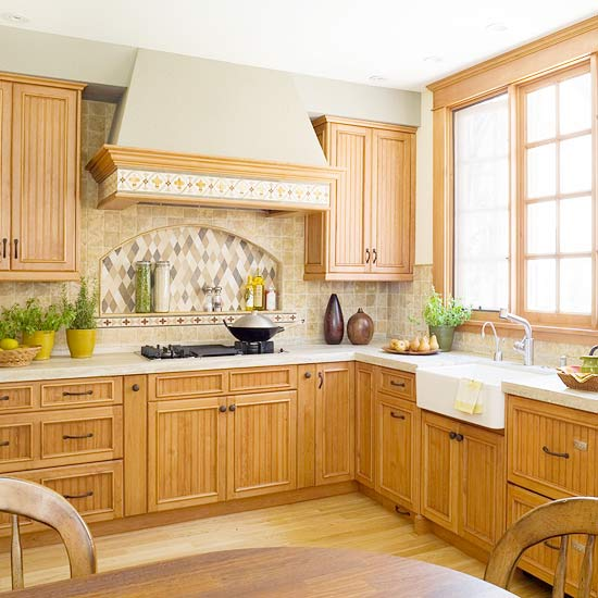 Craftsman Style Inspired Kitchen Good Ideas