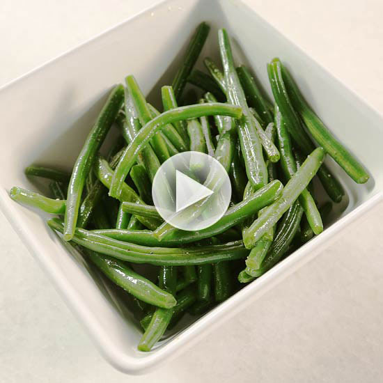 How to Freeze Green Beans