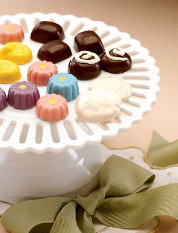 Plate of Candy