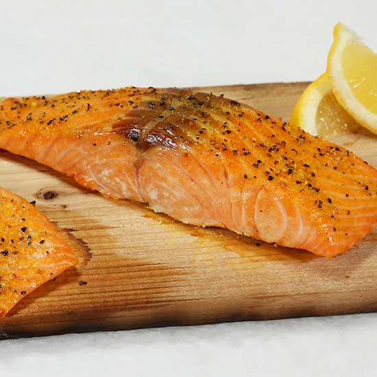 How To Grill Salmon on a Cedar Plank