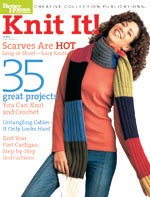 Knit It Magazine 2002 Cover