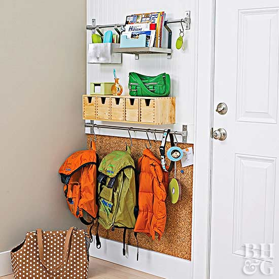 Accumulate in the Mudroom