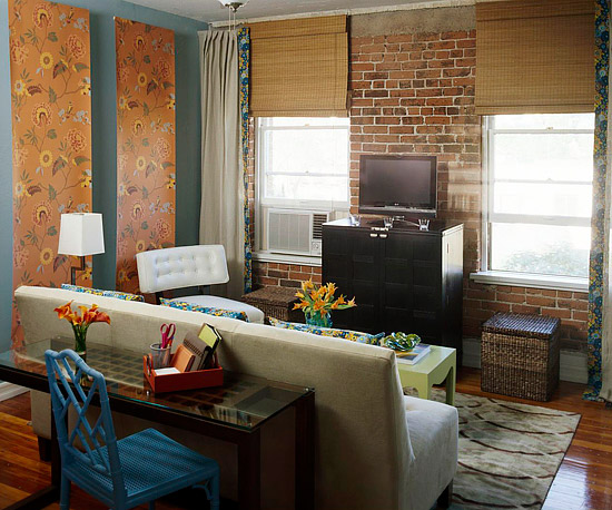 Live Large in a Small Space: Ideas for Decorating Apartments ...
