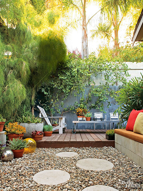 Outdoor Room,Better Homes and Gardens