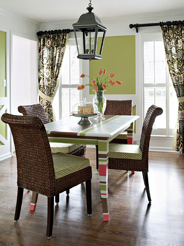 Beautiful Dining Room Overall Nice Look