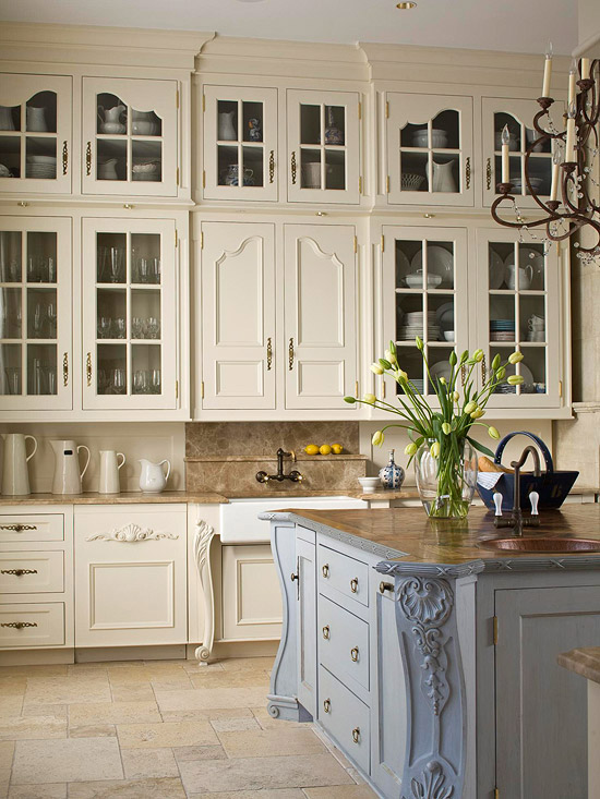 how to keep painted kitchen cabinets clean