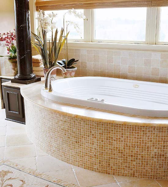Change the Color of a Marble Whirlpool Tub | Better Homes & Gardens