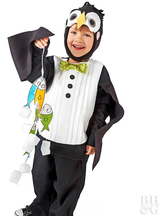 Arctic Cool penguin costume, Halloween, costume