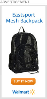 Eastport Mesh Backpack