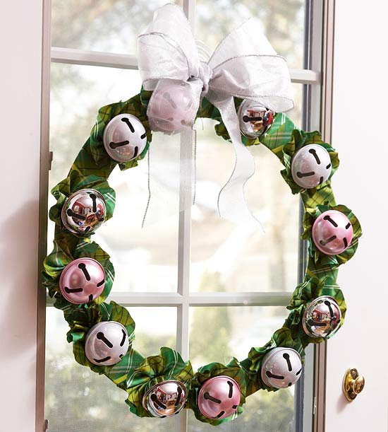 Jingle Bell Wreath