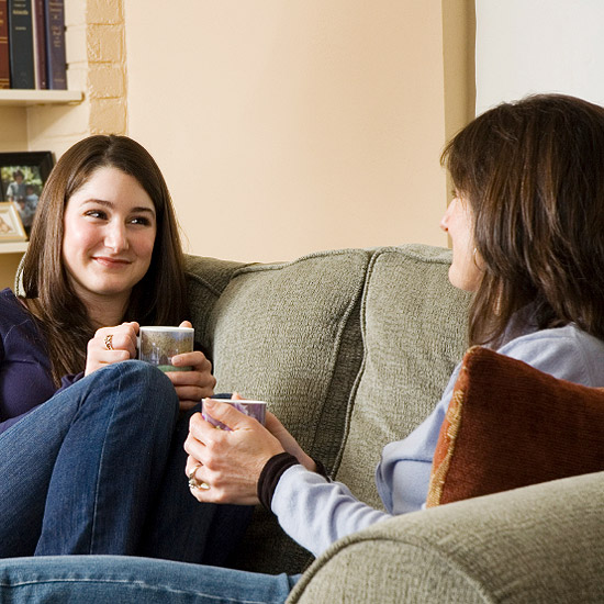 talking to your teen