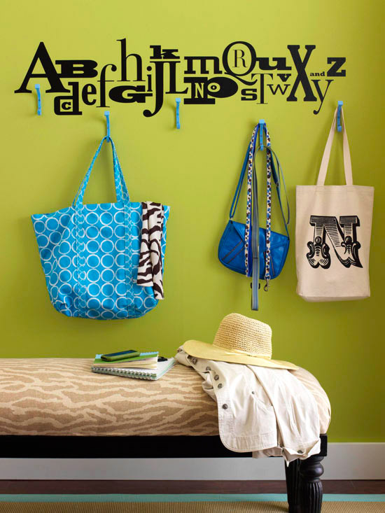 Peel and Stick Decal Style | Better Homes & Gardens