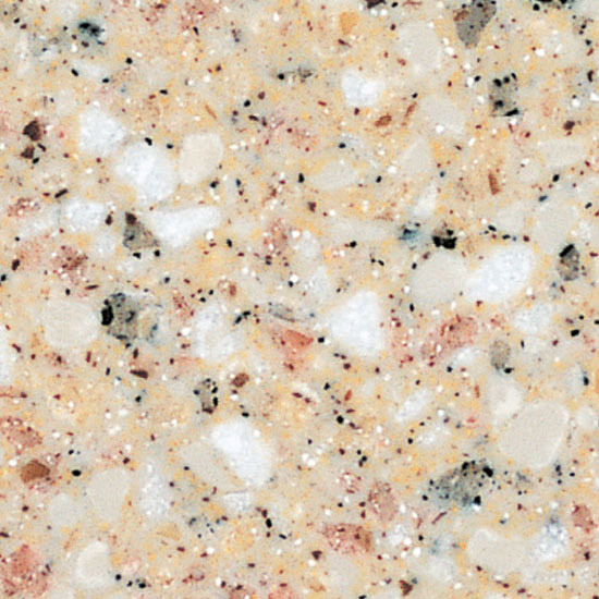 Granite-Look Solid-Surfacing