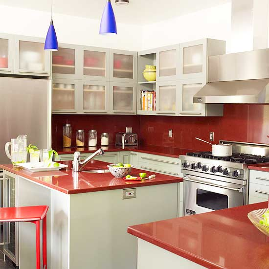 Kitchen Layouts Guide- Better Homes & Gardens