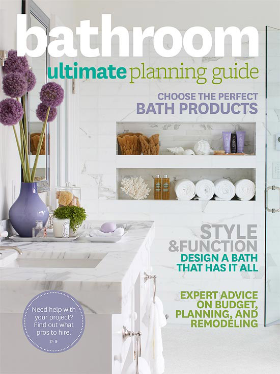bath planning guide cover