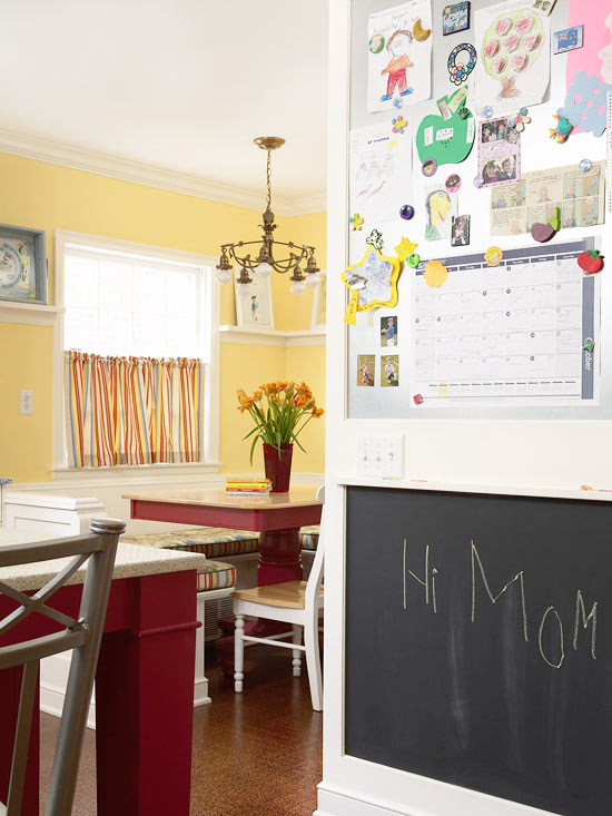 Kitchen Chalkboard Projects | Better Homes & Gardens