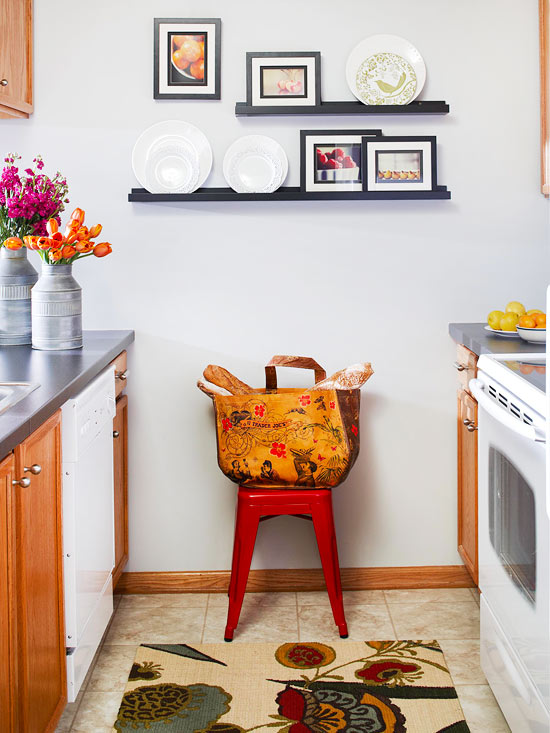 Small Kitchen Remodel Better Homes Gardens