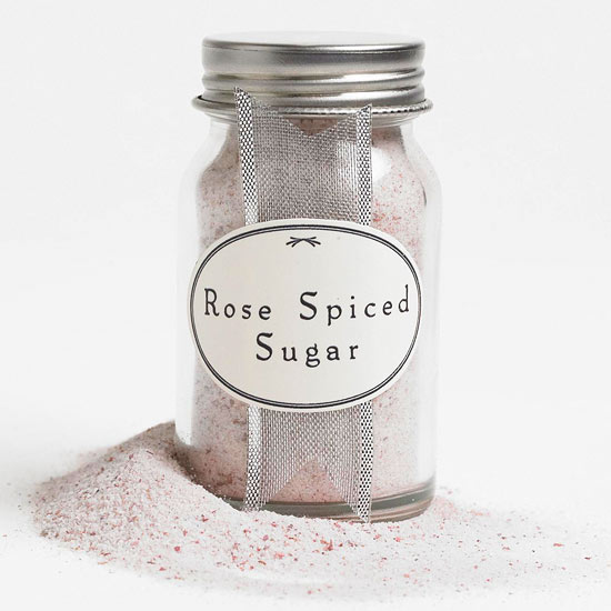 Rose-Spiced Sugar