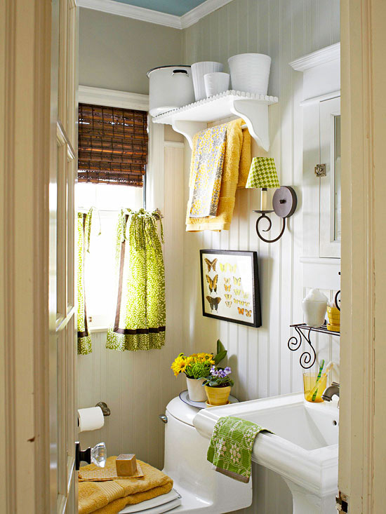 ideas small design by decorating decorate rooms com bathroom a powered how bathrooms decor wayfair to hgtv