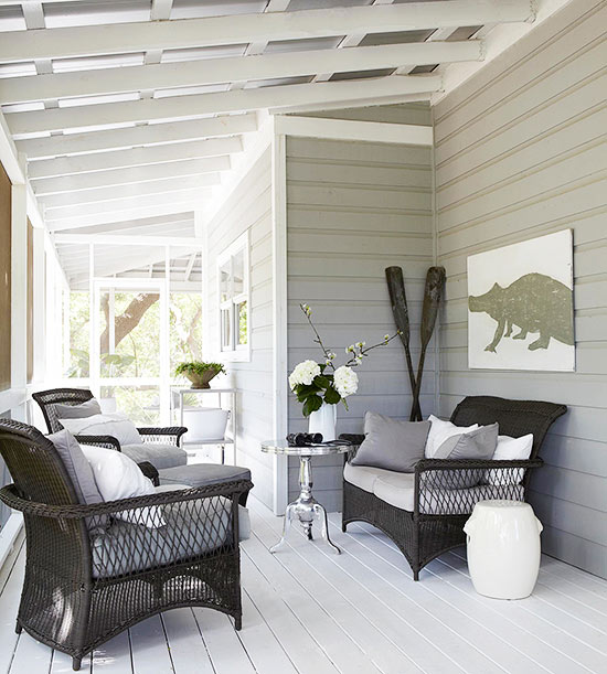 Back Porch Ideas | Better Homes & Gardens