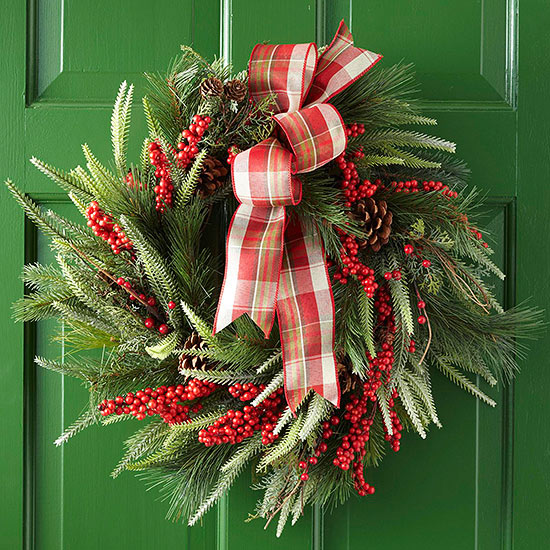 Berry Bright Wreath