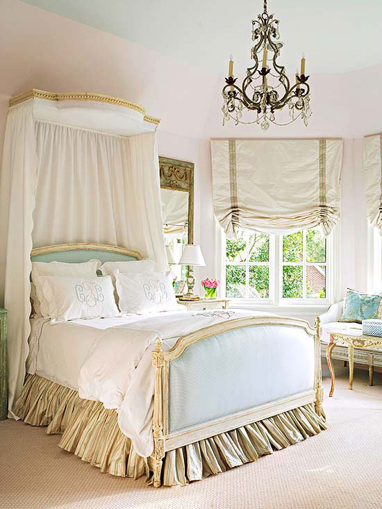 Country French Bedrooms Better Homes Amp Gardens