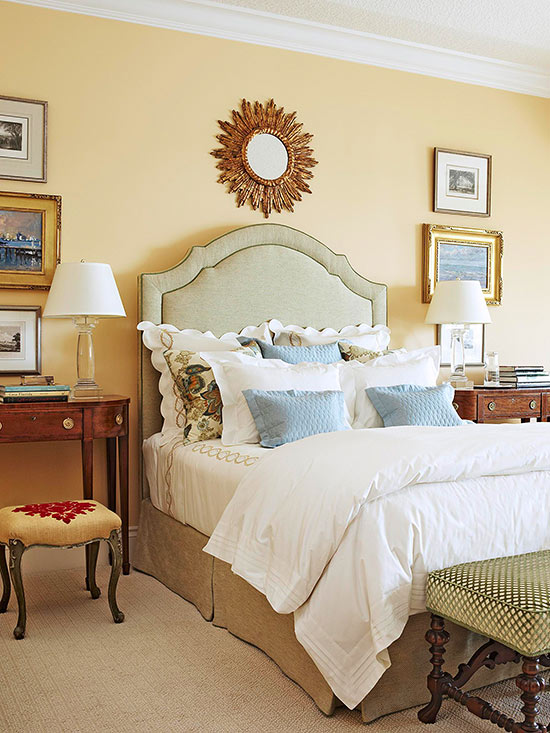 Bedroom Color Ideas: Yellow | Better Homes & Gardens
