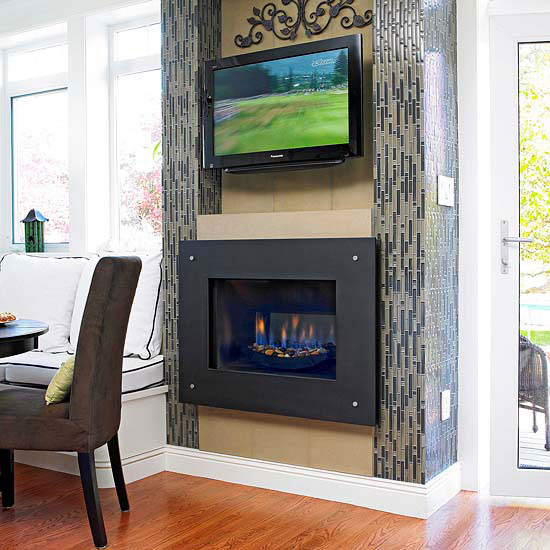 Gas Fireplace Inserts Better Homes Gardens