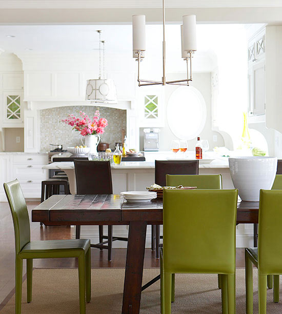How to Decorate a Dining Room | Better Homes & Gardens