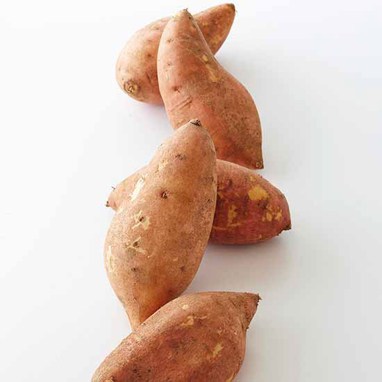 How many calories in a sweet potato