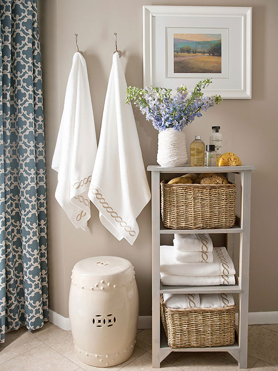 Budget Bathroom Makeover Better Homes Amp Gardens
