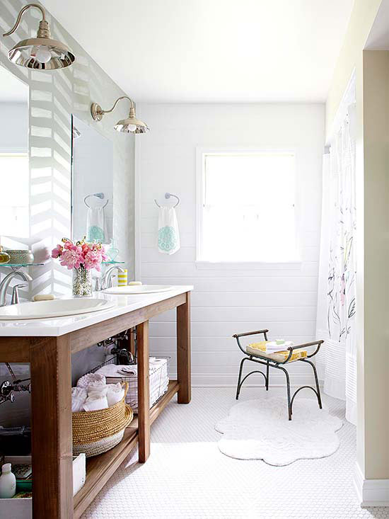 Bath Makeovers under $2000
