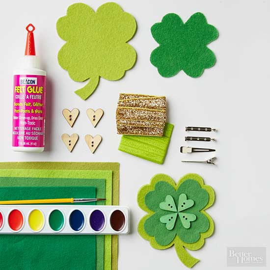 shamrock supplies