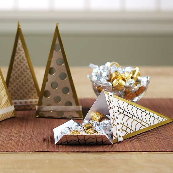 Cone Candy Favors as Party Favors