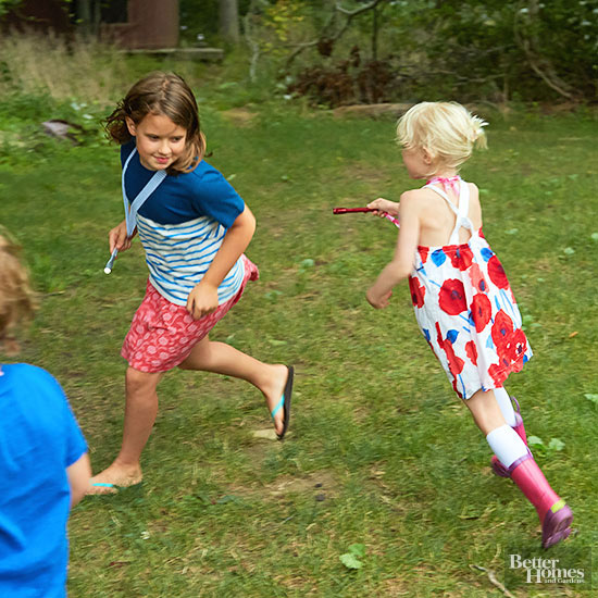 Outdoor Kids Games