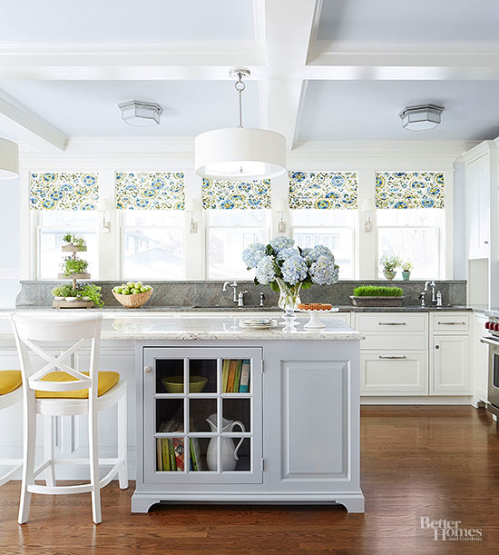 Cottage Kitchens Cabinetry Hardware Continued: 15 Tips For A Cottage-Style Kitchen